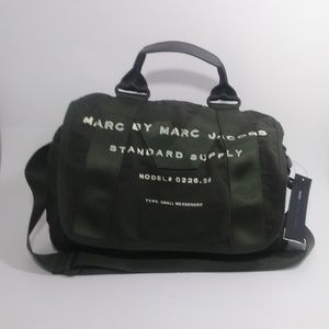 Marc by Marc Jacobs New Standard Supply Green Bag